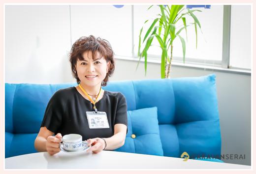 仕事ノアル暮らし(愛知県瀬戸市)就労移行支援施設 スタッフのプロフィール写真撮影