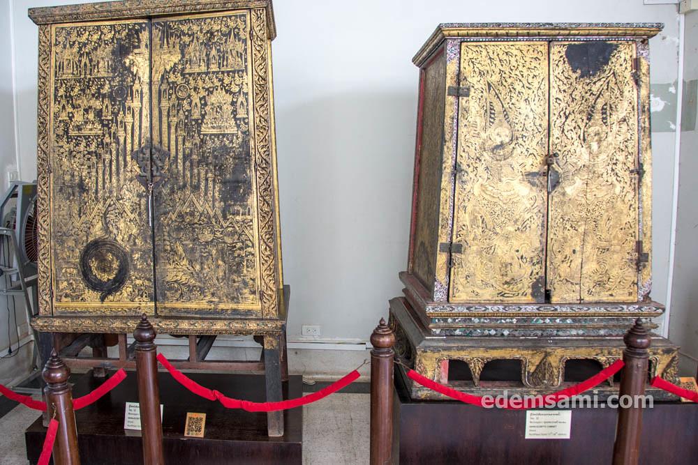 Музей Аюттхая Чаосампхрая