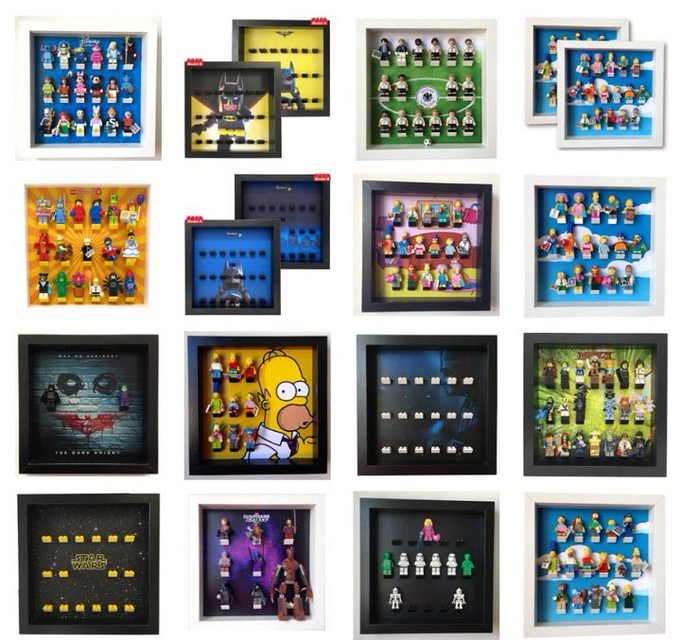 ☀ Summer Sale. 15% OFF #Lego Minifigures frame - https://t.co/RIrBzyLOOZ #LegoFrames #LegoMinifigures #LegoSale https://t.co/qz1GGtfu5z
