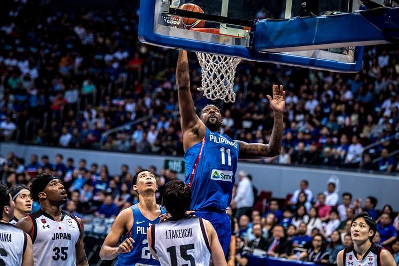 Andray Blatche此次代表菲律賓有備而來。(FIBA提供)