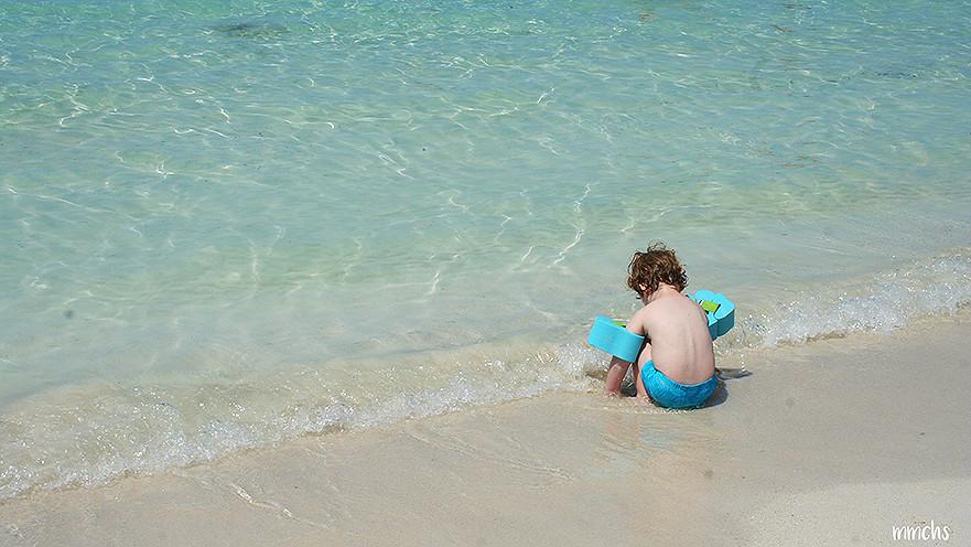 playa de Es Trenc Mallorca