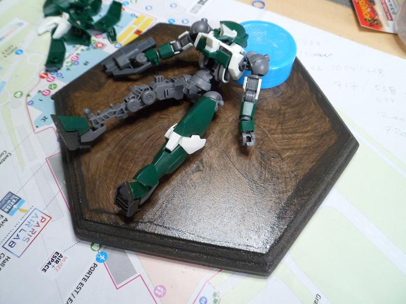 Défi moins de kits en cours : Diorama figurine Reginlaze [Bandai 1/144] *** Terminé en pg 5 43226765702_ae2026ae3a_c