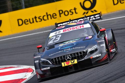 Daniel Juncadella, Mercedes-AMG C 63 DTM, DTM, Brands Hatch 2018