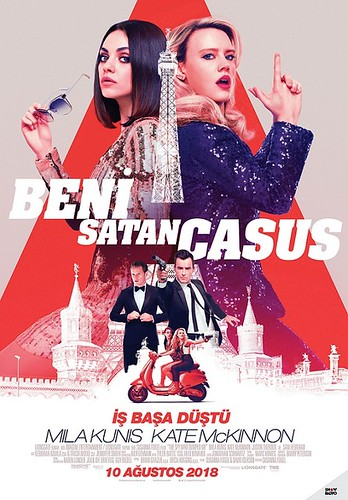 Beni Satan Casus - The Spy Who Dumped Me