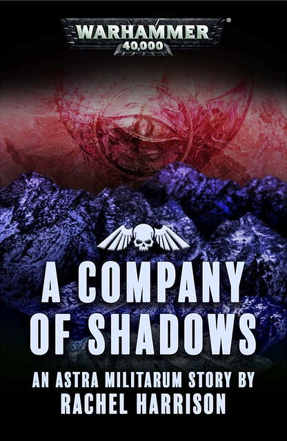 «Рота теней» | A Company of Shadows by Rachel Harrison