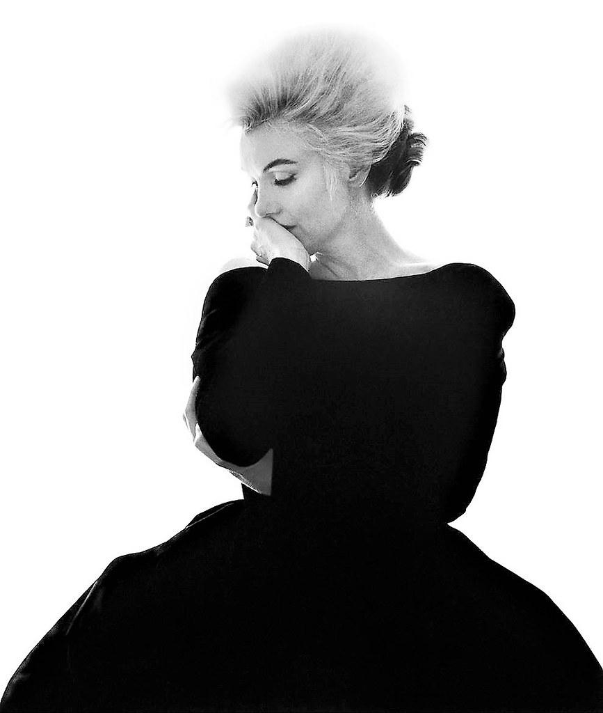 Marilyn Monroe La Última Sesión (The Last Sitting). Bert
