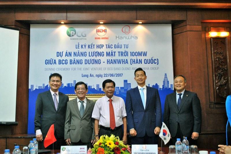 Bamboo Capital đầu tư dự án năng lượng mặt trời