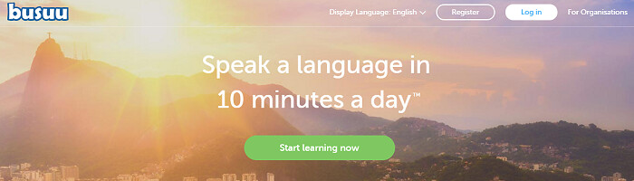 Language Learning websites