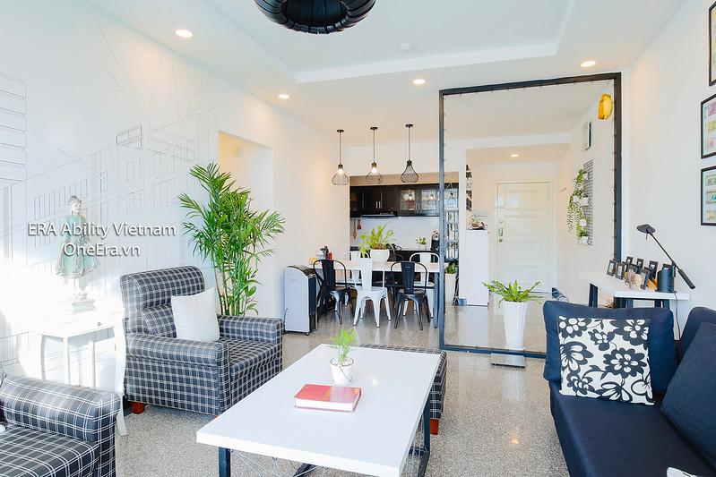 Thiết kế nội thất đẹp tinh tế