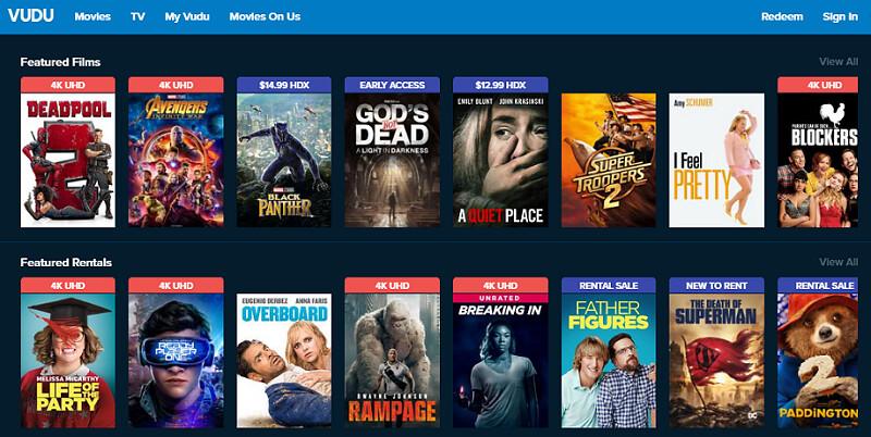 Top 10 Best Free Movie Streaming Websites In 2019- Watch