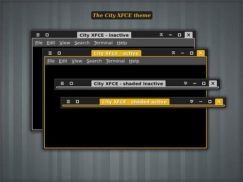 City-XFCE