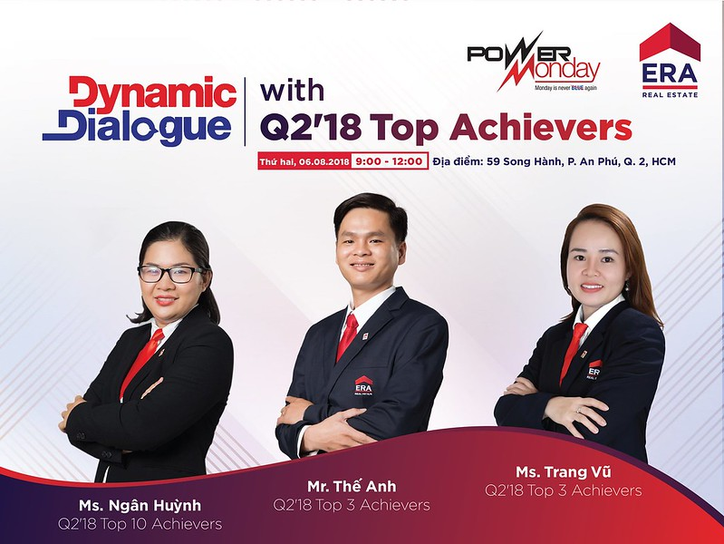 Dynamic Dialogue With Q2-2018 Top Achievers