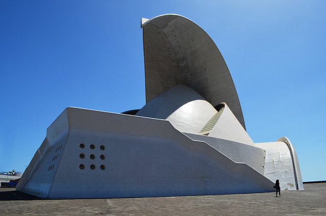 Auditorium, Santa Cruz, Tenerife