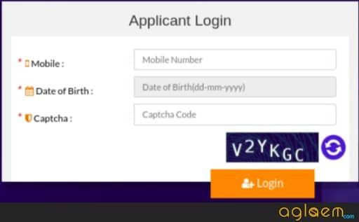 CIPET JEE 2019 Admit Card