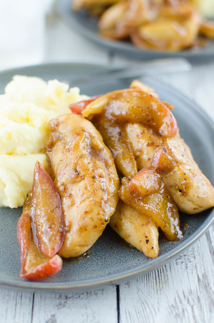 Apple Mustard Chicken Tenders