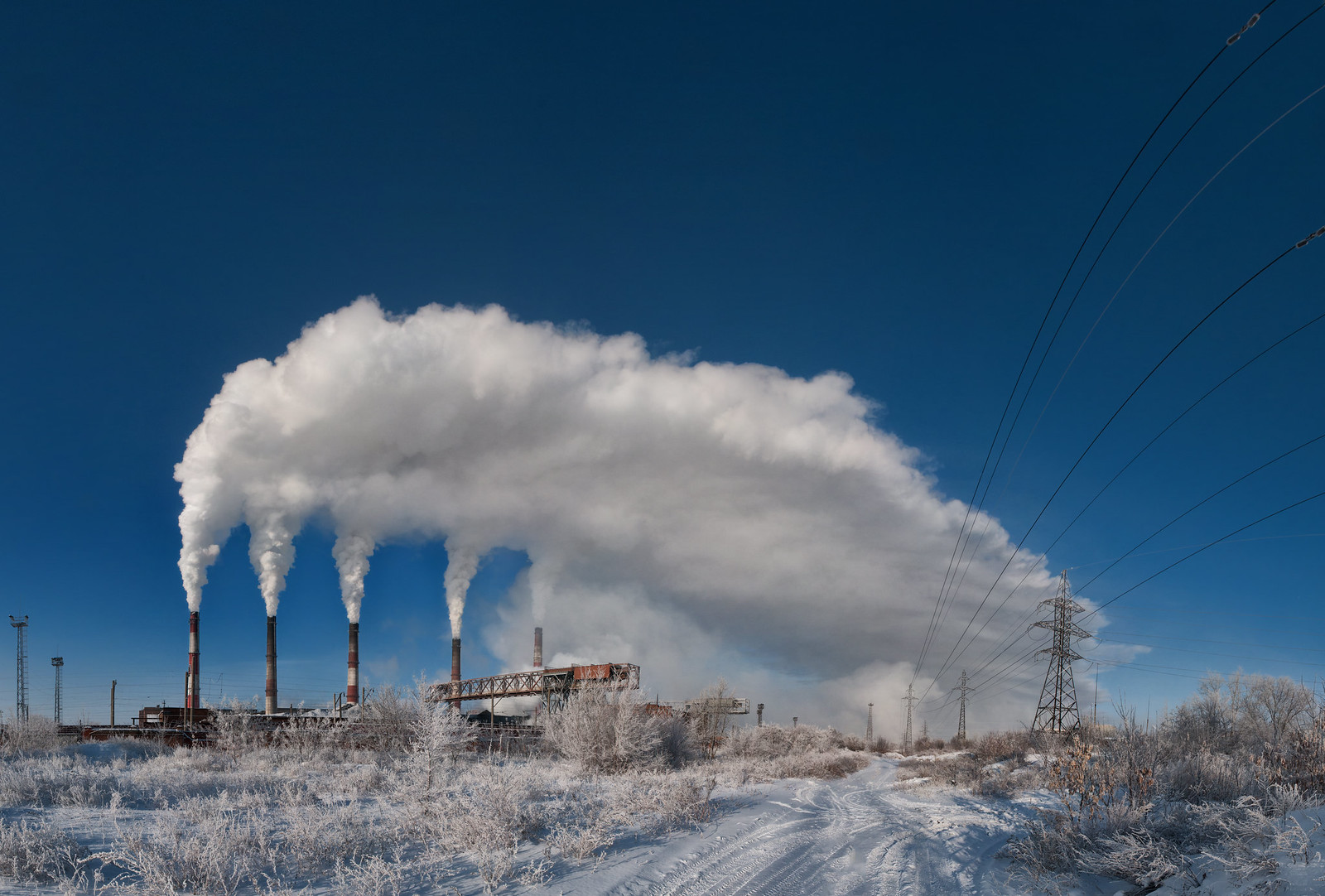 Промышленный фотограф Челябинск