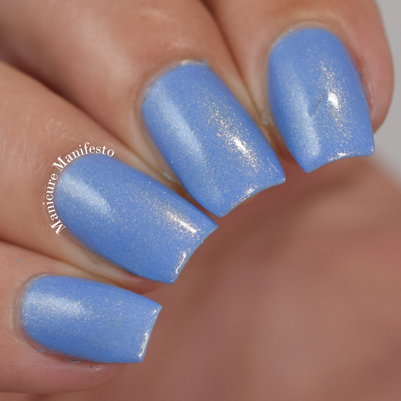 Live Love Polish Something Blue review