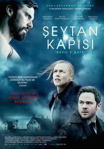 Şeytan Kapısı - Devil's Gate (2018)