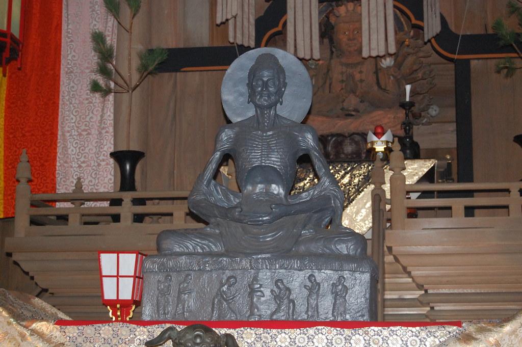 Monje Budista buscando el nirvana