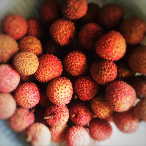 Lychee Jam, fruit, chinese, lychee, recipe, summer, jam, homemade, 荔枝, 果醬