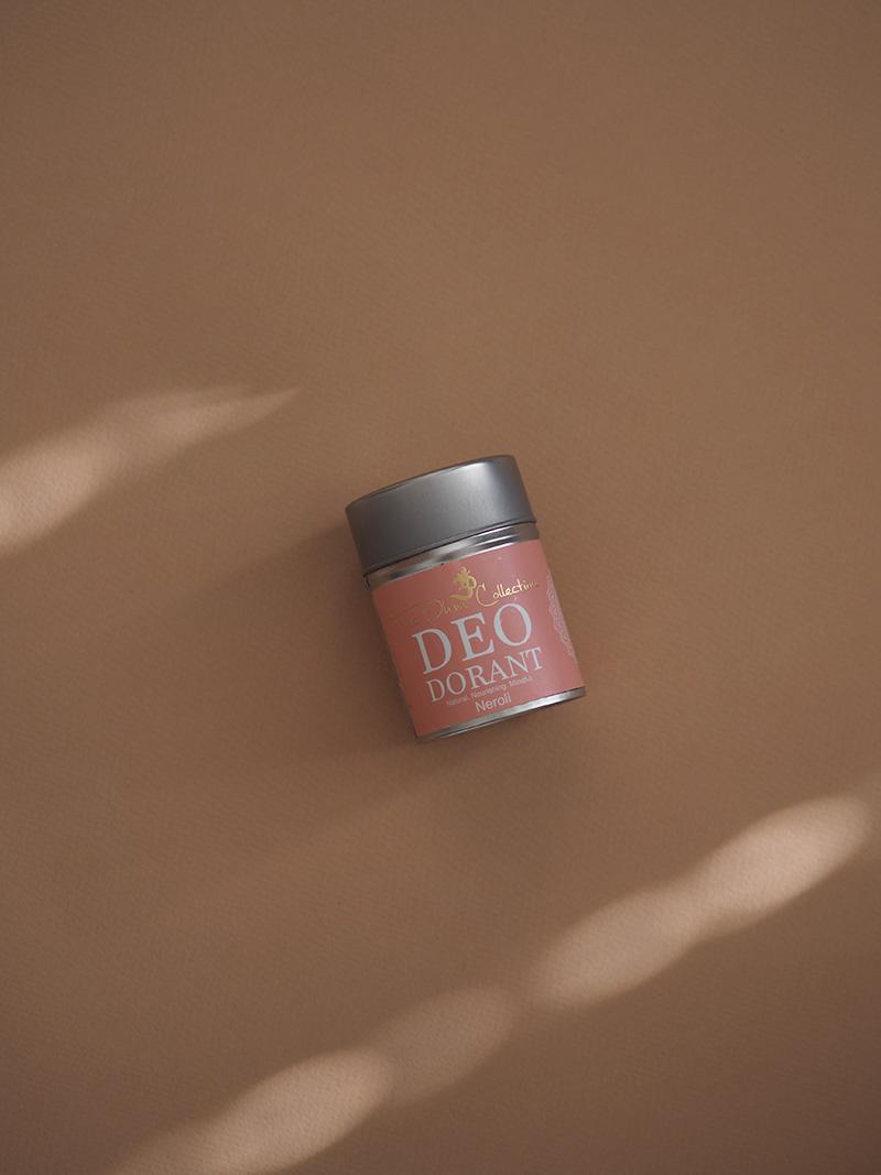 The Ohm Collectioninjauhemainen deodorantti