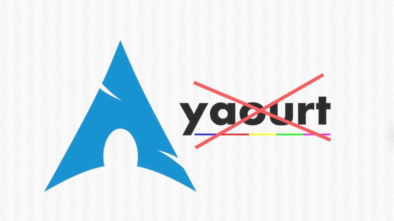 no-yaourt-arch
