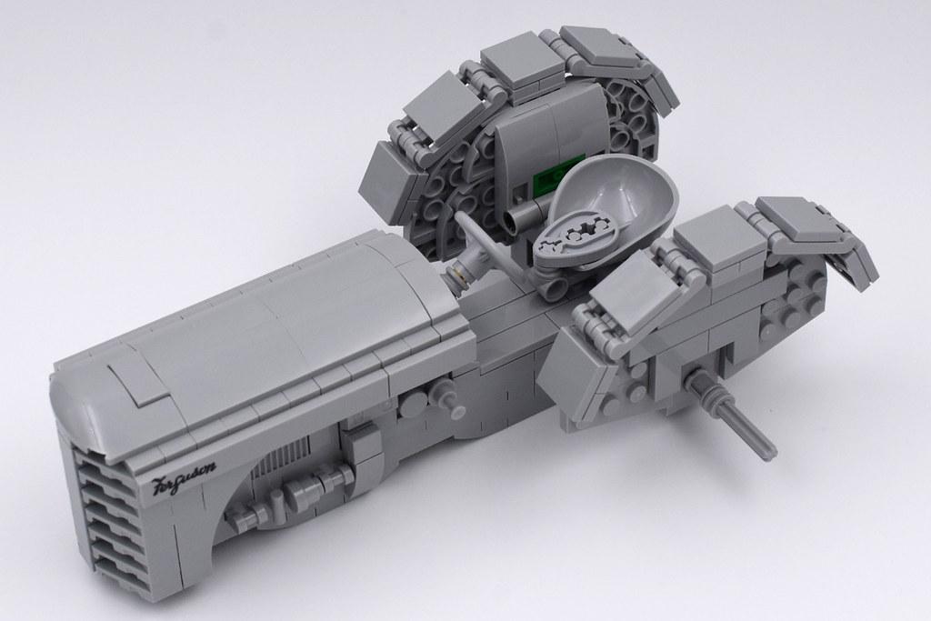 Review: 4000025 Ferguson Tractor | Brickset: LEGO set ...