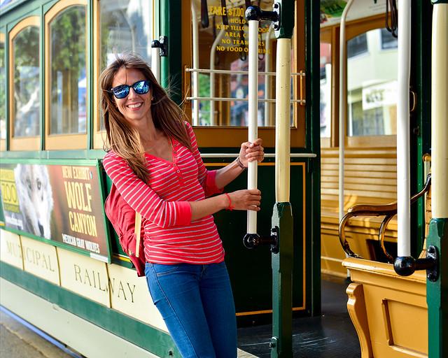 Tranvía de Hyde Street de San Francisco