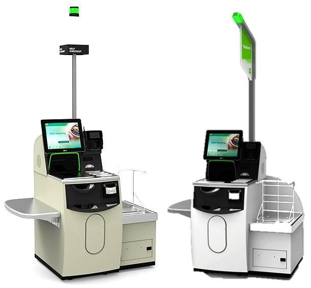 Sistema de autopago (Self checkout) NCR