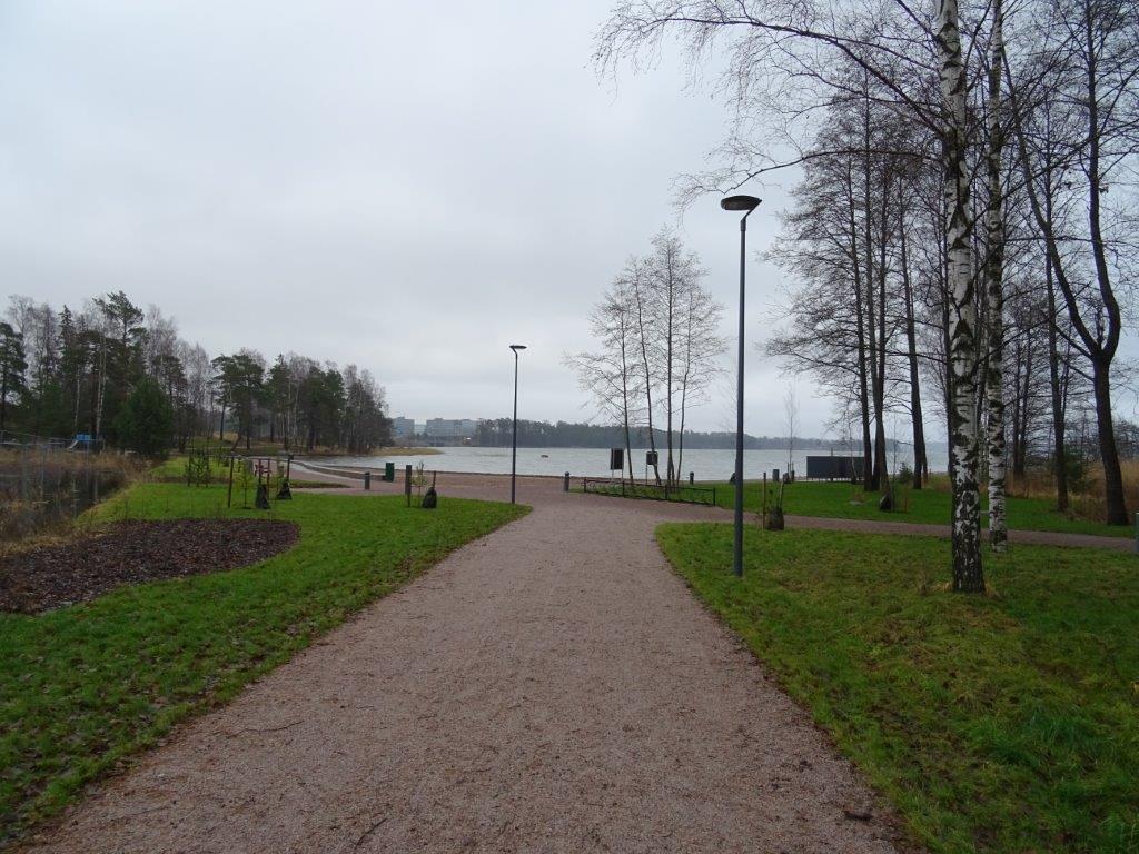 Kuva toimipisteestä: Westendin uimaranta