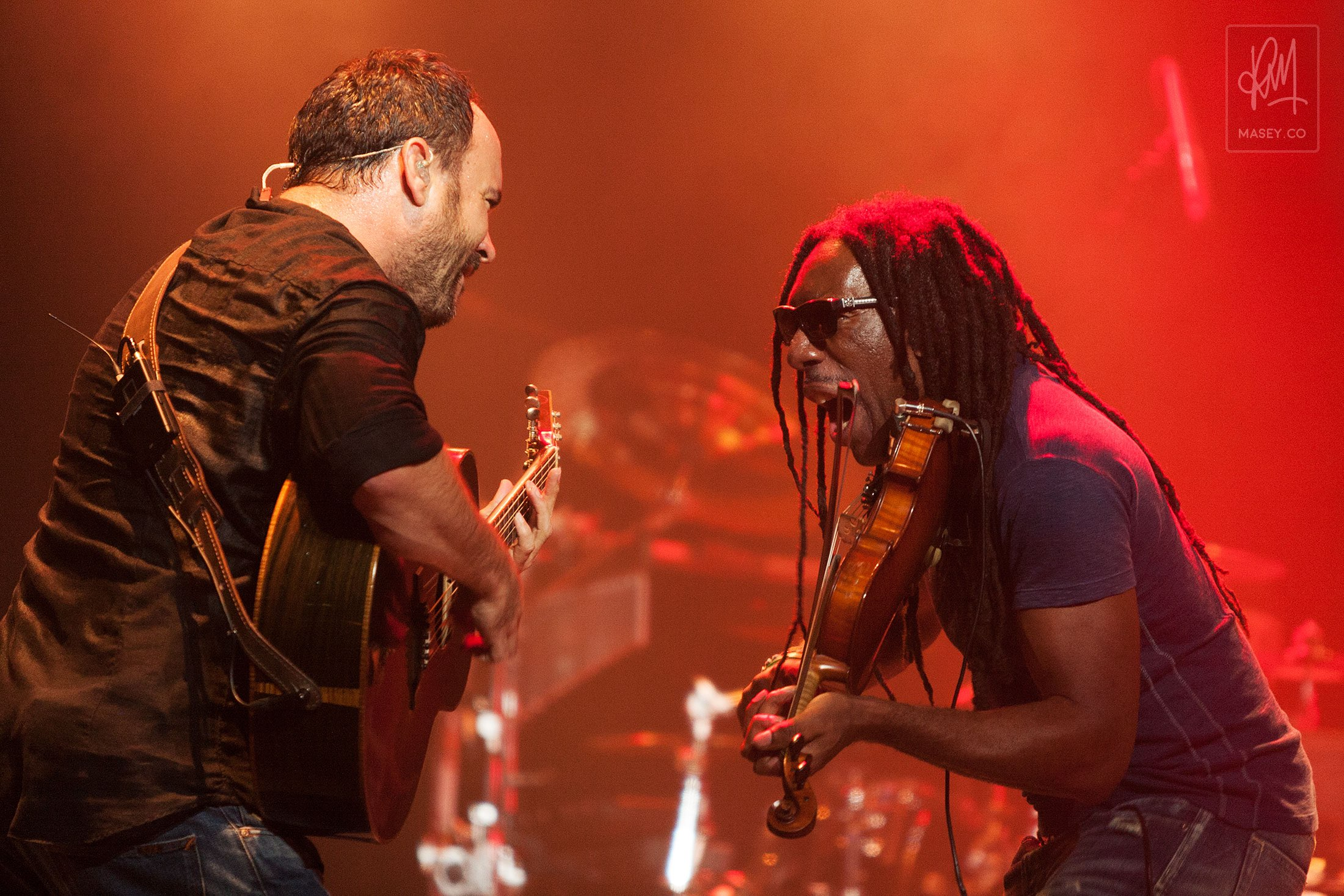 Dave Matthews Band at Byron Bay Bluesfest 2014