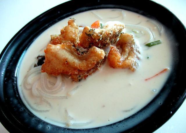 Sabah Kertang claypot fish hung ngang 1