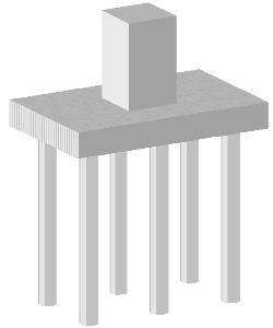 Spmats – Phần mềm thiết kế móng BTCT