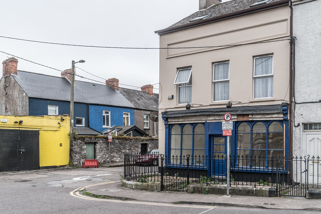 AREA NEAR THE ROUNDABOUT ON VICTORIA ROAD IN CORK JULY 2017  015