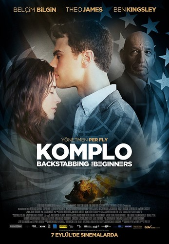 Komplo - Backstabbing for Beginners (2018)