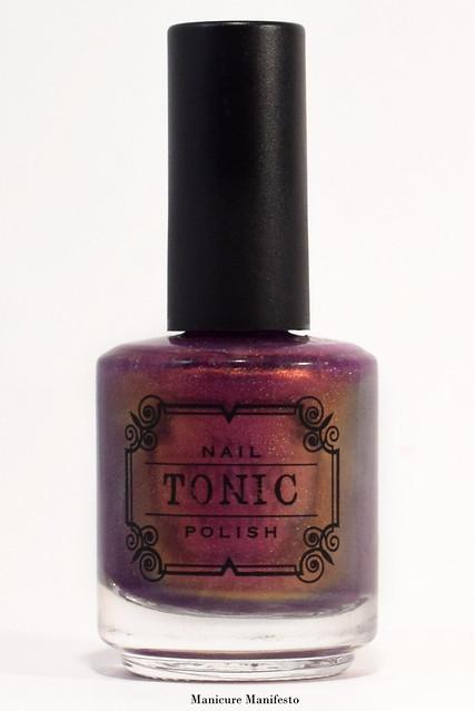 Tonic Polish Bleeding Heart Sunset review