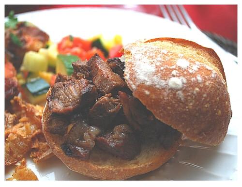Instant Pot: BBQ Short Rib Sliders