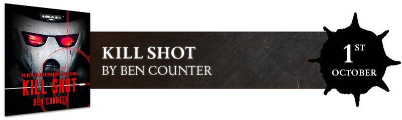 Бен Каунтер «Смертельный выстрел» | Kill Shot by Ben Counter
