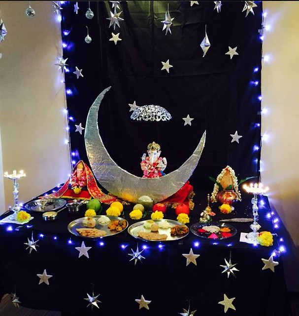 Ganesh Chaturthi Decoration Ideas 2019 That Are Fresh And Creative,Simple 3 Bedroom House Plans With Photos