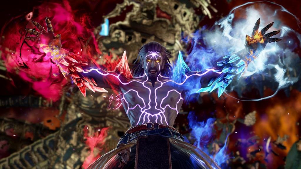 Soulcalibur VI Azwel