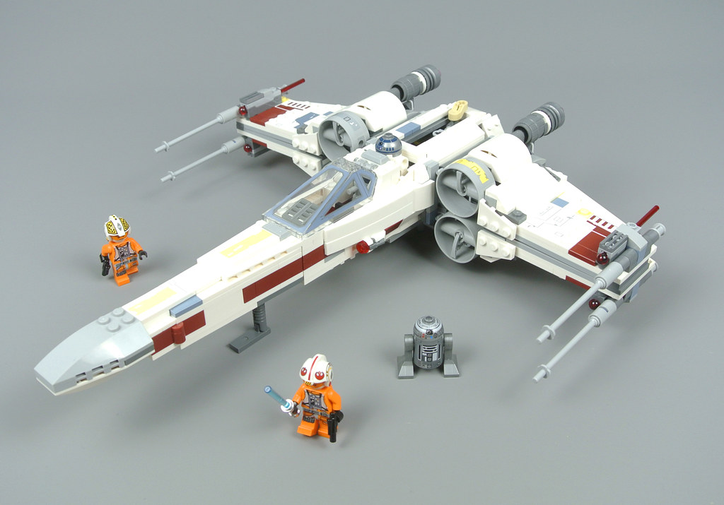 Review 75218 X Wing Starfighter Brickset Lego Set Guide And Database