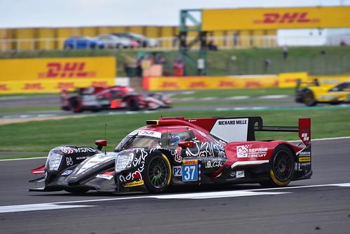 Jazeman Jaafar - Weiron Tan - Nabil Jeffri, Oreca 07 - Gibson, FIA World Endurance Championship, Silverstone 2018