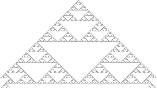 Extended Neighborhood Cellular Automaton