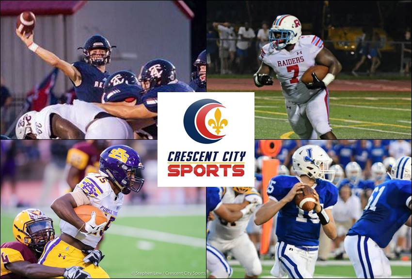 Teurlings-Rummel, Jesuit-St. Augustine on Crescent City Sports