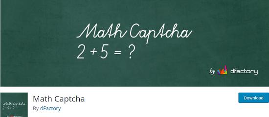 CAPTCHA wordpress
