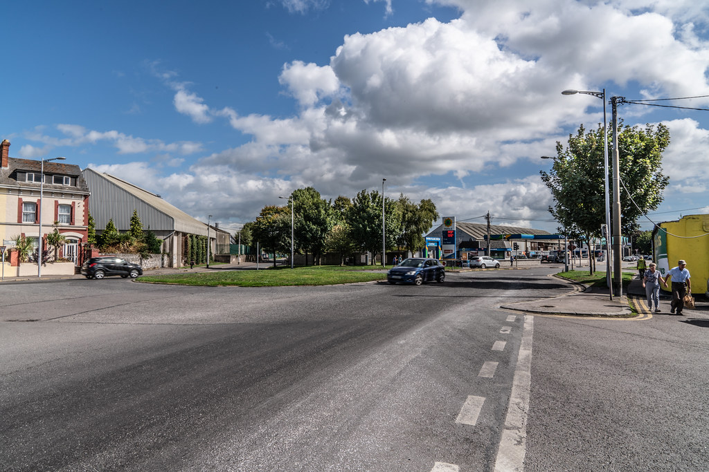 AREA NEAR THE ROUNDABOUT ON VICTORIA ROAD IN CORK JULY 2018   006