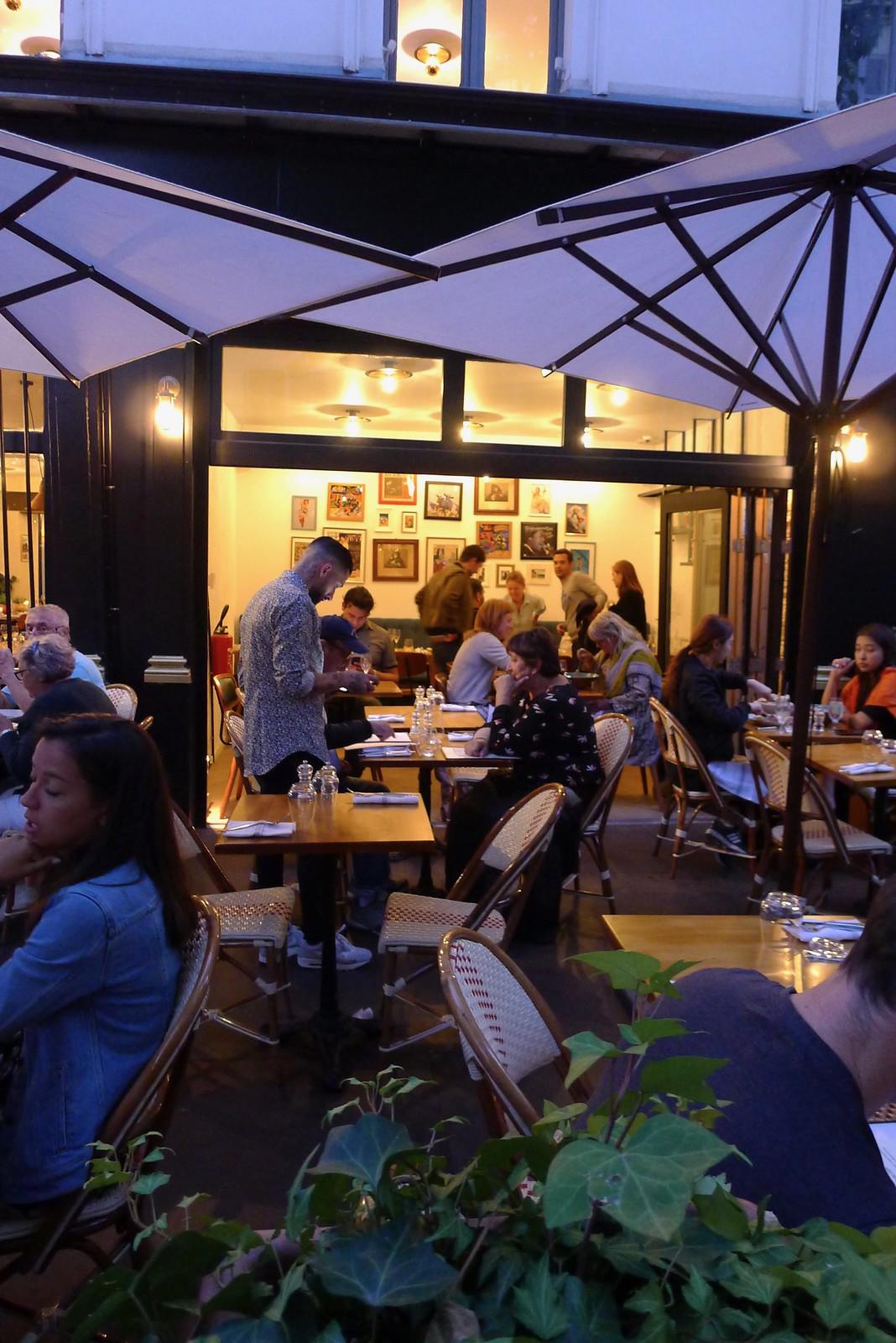 Restaurant La Bouteille d'Or, Paris