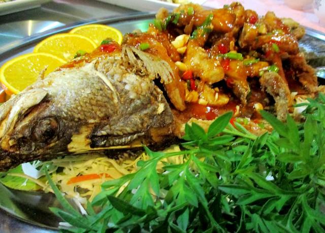 Flavours Thai Kitchen pla sam rod 1