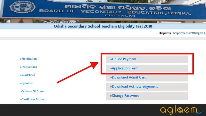 OSSTET Application Form 2018 (Available)   Apply Online