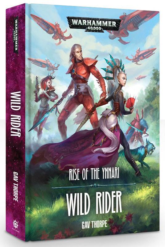 «Возвышение Иннари: Дикий наездник» | Rise of the Ynnari: Wild Rider